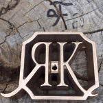 Prieto Branding Irons