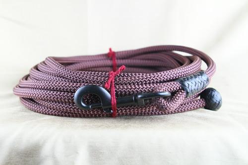 Brown Lead Rope