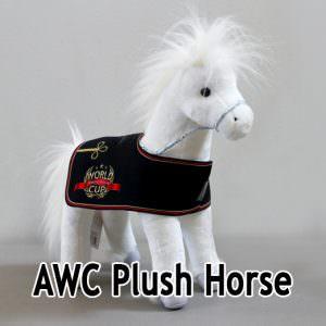 AWC Plush Horse