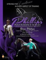 Phillips Performance Horse's