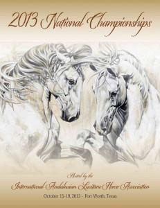 2013-IALHA-National-Championship-Show-Program-Cover