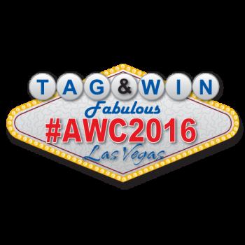 Tag & Win #AWC2016
