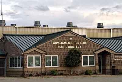 Gov. JB Hunt Horse Complex