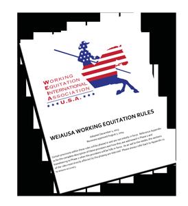 Working Equitation Rulebook