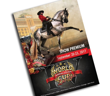 Andalusian World Cup 2017 Show Premium