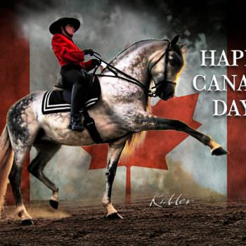 Happy Canada Day from AndalusianWorld