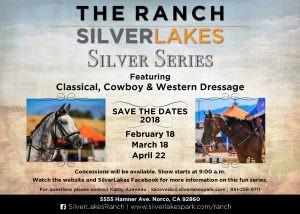Silverlakes Dressage Series