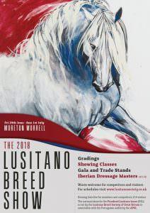 Lusitano Breed Show - UK 2018